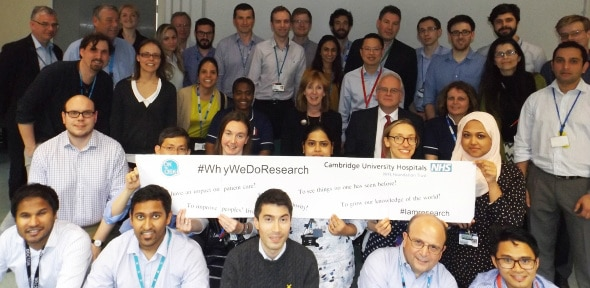 International Clinical Trials Day - #WhyWeDoResearch