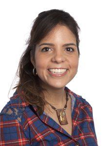 Photo: Dr Julia Carmona