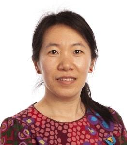 Dr Lina Jing