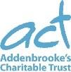 Logo: • Addenbrooke's Charitable Trust